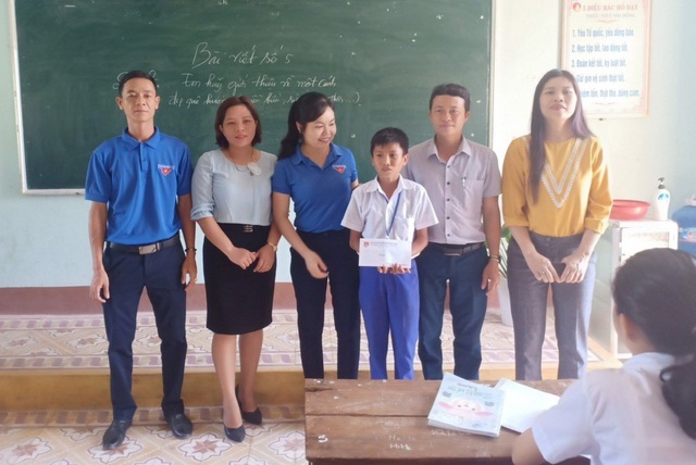 Quảng Trị: Hai học sinh lớp 3 và lớp 8 dũng cảm cứu em nhỏ bị đuối nước - 2