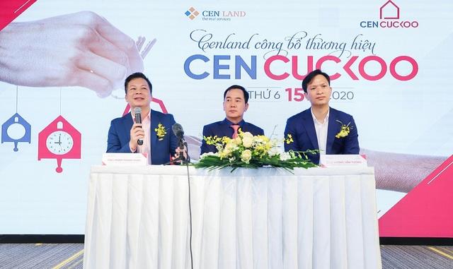 CenLand công bố thương hiệu Cen Cuckoo - 2