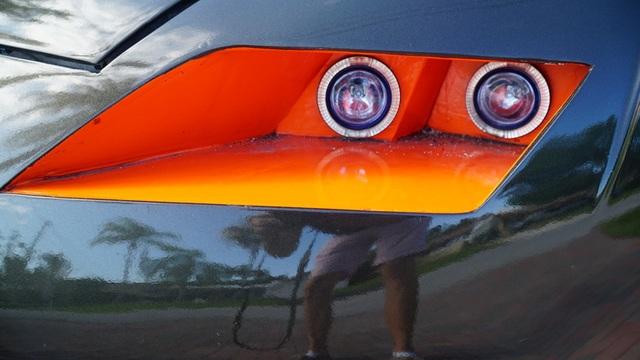 Hô biến Honda Civic thành… siêu xe Bugatti Veyron - 12