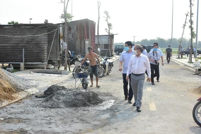 Huế: Xây trường mầm non phục vụ dân di cư Thượng Thành - 3