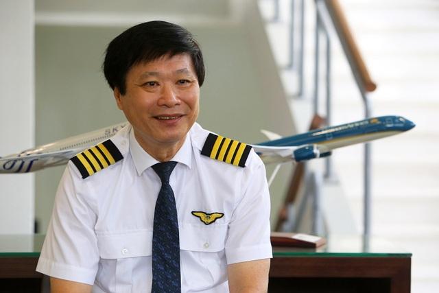 Gặp người phi công cơ trưởng tài ba sau chuyến bay rời bầu trời - 3