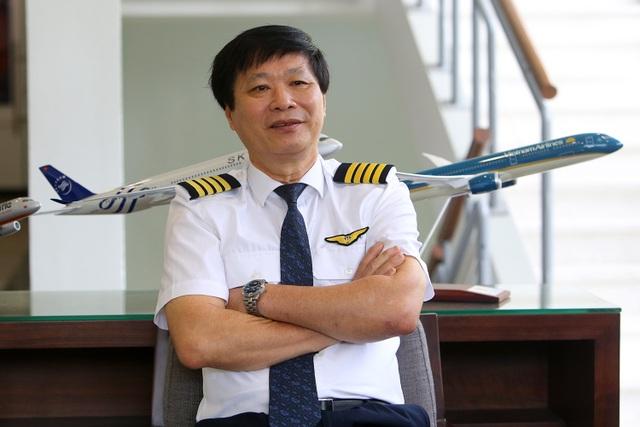 Gặp người phi công cơ trưởng tài ba sau chuyến bay rời bầu trời - 2