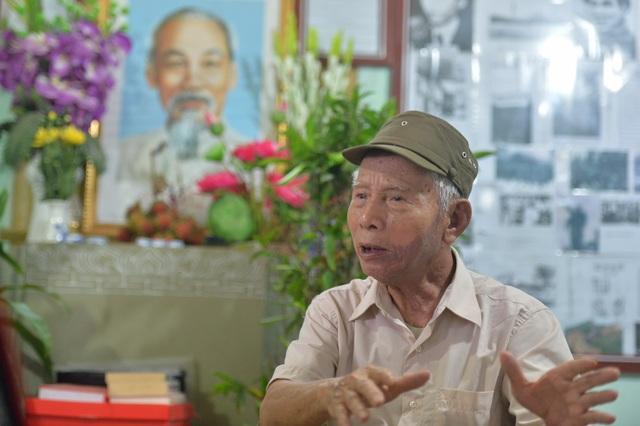 Cụ ông dành gần nửa đời người xây dựng bảo tàng về Bác Hồ ở Hà Nội - 8