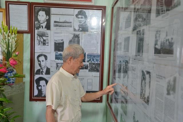 Cụ ông dành gần nửa đời người xây dựng bảo tàng về Bác Hồ ở Hà Nội - 9