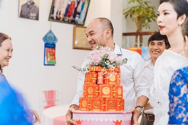 4 tháng sau đám cưới bí mật, Xuân Lan mới tiết lộ ảnh đám hỏi - 11