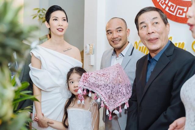 4 tháng sau đám cưới bí mật, Xuân Lan mới tiết lộ ảnh đám hỏi - 13