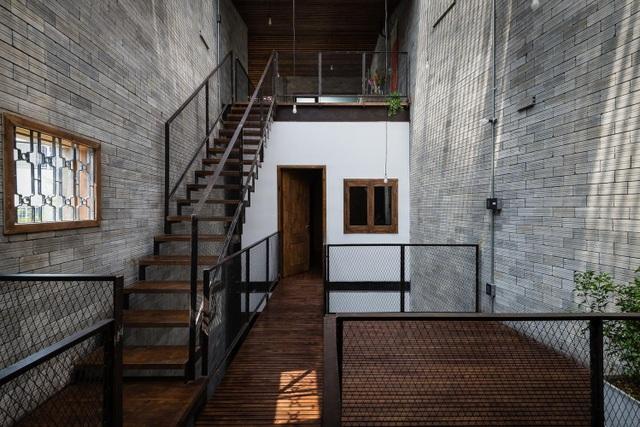 Độc đáo ngôi nhà mang phong cách thiền tĩnh lặng giữa lòng Sài Gòn - 4
