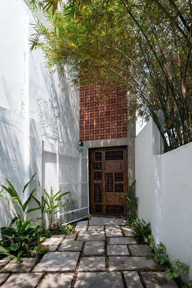 Độc đáo ngôi nhà mang phong cách thiền tĩnh lặng giữa lòng Sài Gòn - 8