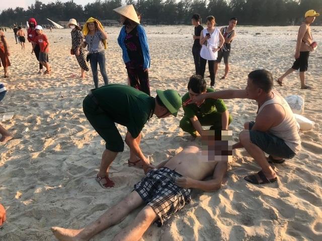Một người chết đuối, người xuống cứu cũng kiệt sức tử vong - 1