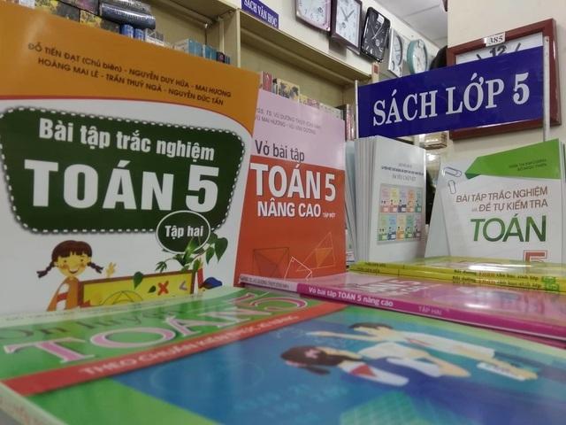 Đề nghị Nhà xuất bản giảm giá sách giáo khoa tối đa năm học 2020- 2021 - 1