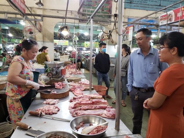 Dân Đà Nẵng không chuộng thịt heo nhập, giá tại chợ vẫn neo ở mức rất cao - 2