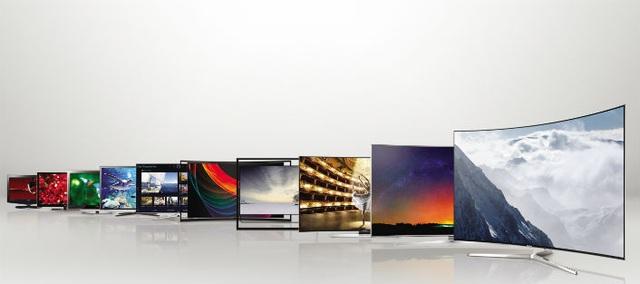 TV đã tiến hoá thế nào trong gần một thế kỷ qua? - 1