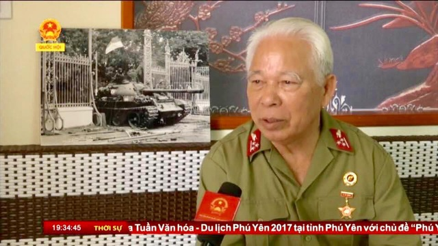 Vĩnh biệt người chỉ huy xe tăng 846 - 1