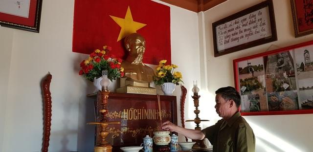 Tấm lòng tôn kính của người cựu binh với Bác Hồ - 2