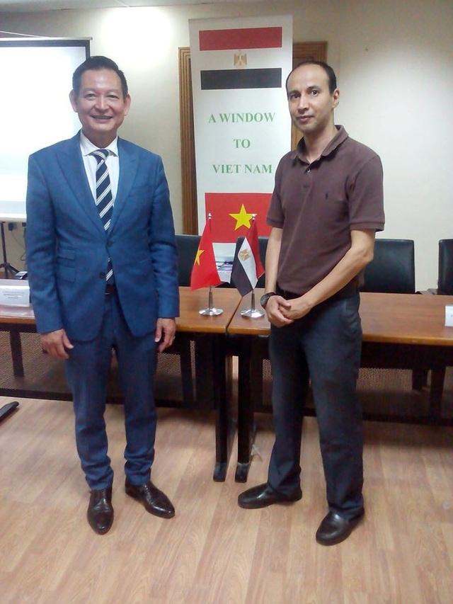 Báo Ai Cập viết về Việt Nam nhân kỷ niệm 130 năm ngày sinh Bác Hồ - 3