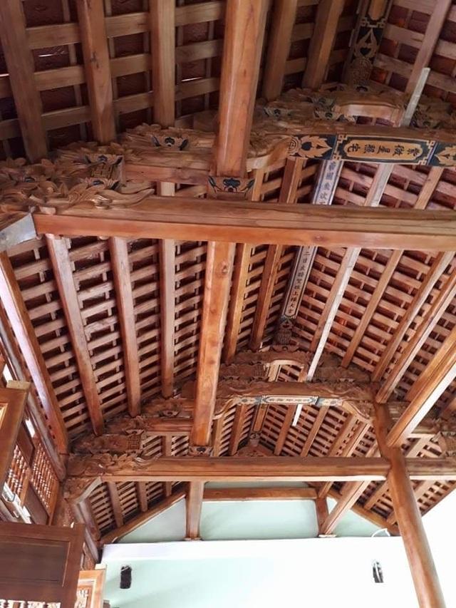 Đại gia Việt tuổi xế chiều chi tiền tỷ xây nhà gỗ truyền thống - 3