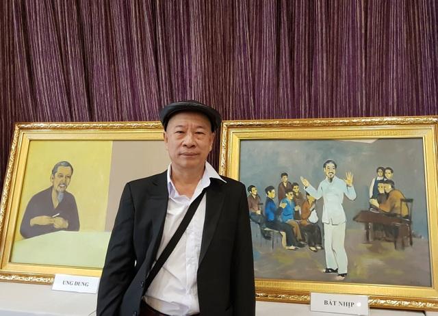 Ký ức không quên về Bác Hồ của tác giả triển lãm Tháng Năm nhớ Bác - 1
