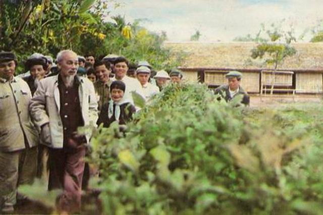Chủ tịch Hồ Chí Minh luôn còn mãi với non sông đất nước! - 5