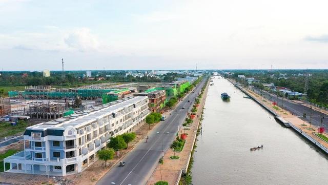Chủ trương phát triển đô thị xanh, đến thời của bất động sản Hậu Giang - 1