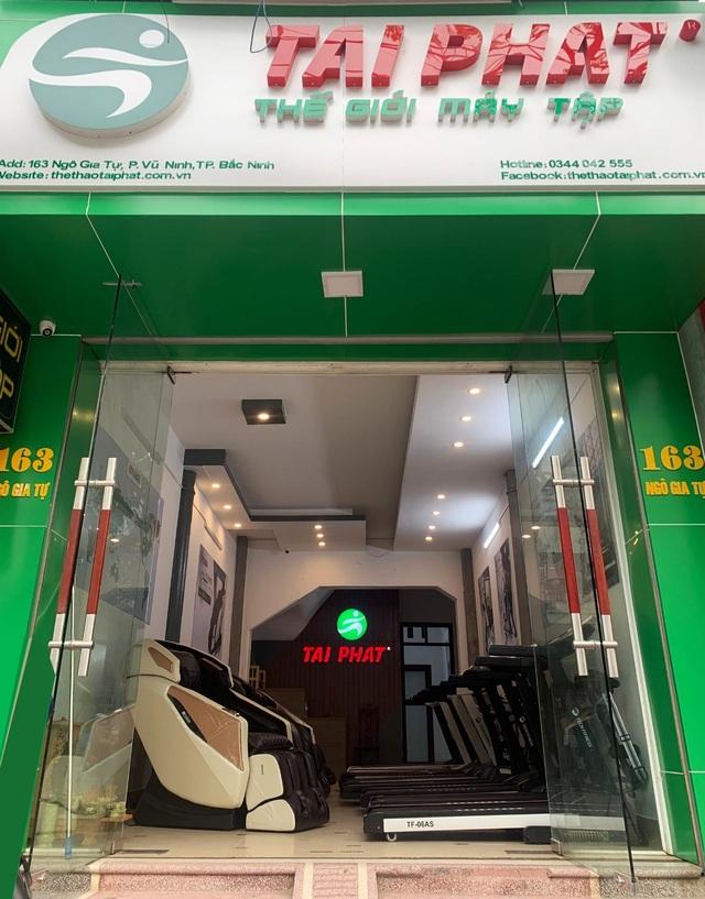 Địa chỉ bán máy chạy bộ nhập khẩu uy tín hàng đầu tại Bắc Ninh - 1
