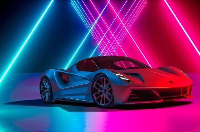 Lotus ôm mộng thay đổi hình thái sở hữu xe chạy điện - 1