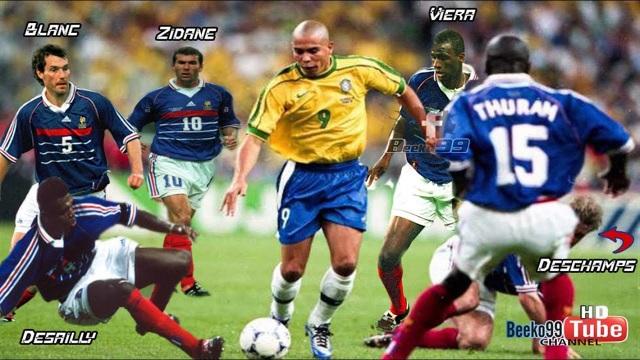 """Những pha rê bóng ảo diệu của Ronaldo """"béo"""", làm khổ mọi hàng thủ - 1"""