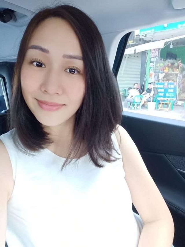 Hoa hậu Ngô Phương Lan bất ngờ cắt tóc ngắn khác lạ - 1