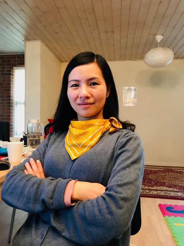 """Nữ tiến sĩ Việt tại Đan Mạch kể về """"góc khuất"""" nghề nghiệp - 1"""