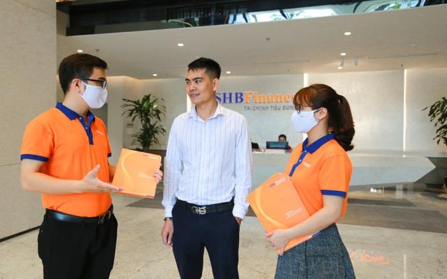 SHB Finance chú trọng hoạt động bảo vệ an toàn sức khoẻ cho nhân viên - 2