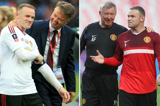 """Wayne Rooney: """"Tôi học được từ HLV Van Gaal nhiều nhất"""" - 1"""