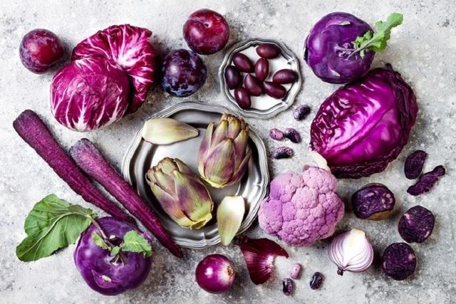 """Vì sao các loại rau quả màu tím lại là """"khắc tinh"""" của ung thư? - 5"""