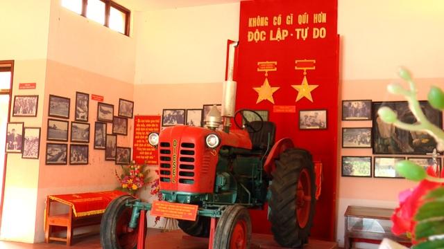 """Chiếc máy cày Bác Hồ tặng nhân dân vùng """"tuyến lửa"""" Vĩnh Linh - 3"""
