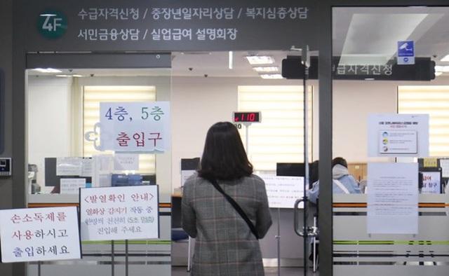 Số lao động thất nghiệp tại Hàn Quốc lên cao kỷ lục - 1