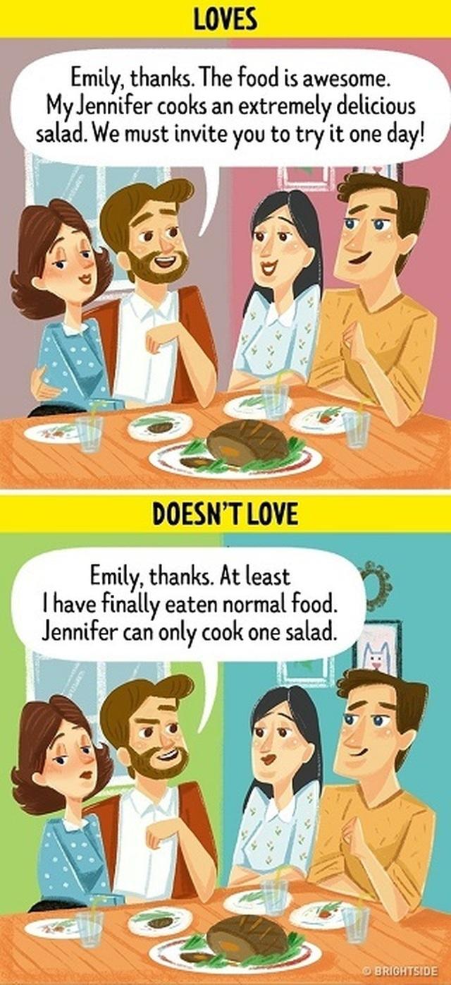 10 dấu hiệu khi chồng đã hết yêu vợ - 2