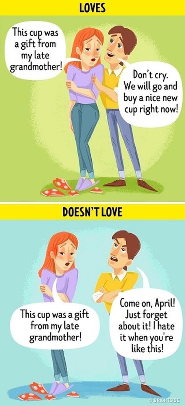 10 dấu hiệu khi chồng đã hết yêu vợ - 5