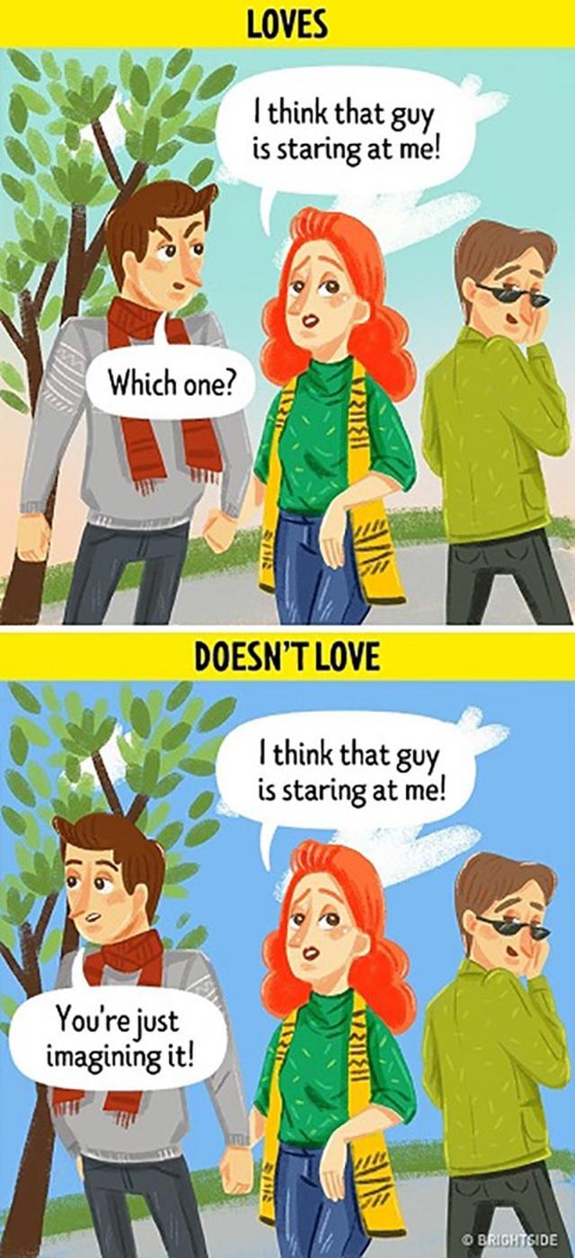 10 dấu hiệu khi chồng đã hết yêu vợ - 8
