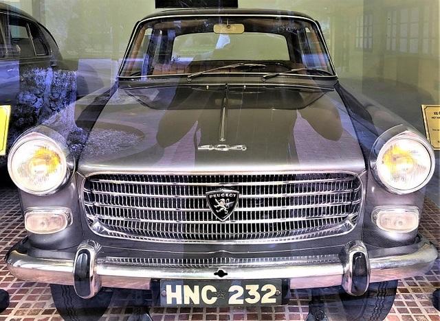 Ngắm nhìn những chiếc ô tô đã từng được phục vụ Bác Hồ - 13