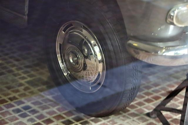 Ngắm nhìn những chiếc ô tô đã từng được phục vụ Bác Hồ - 15