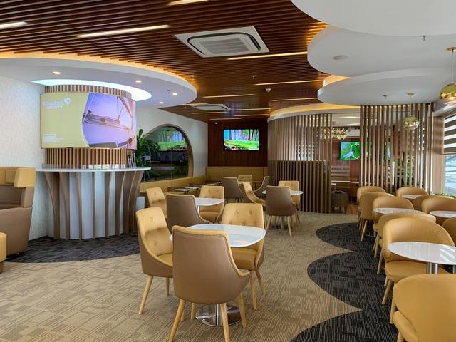 Vietcombank chính thức khai trương phòng chờ Vietcombank Priority Lounge tại Sân bay Quốc tế Nội Bài - 1