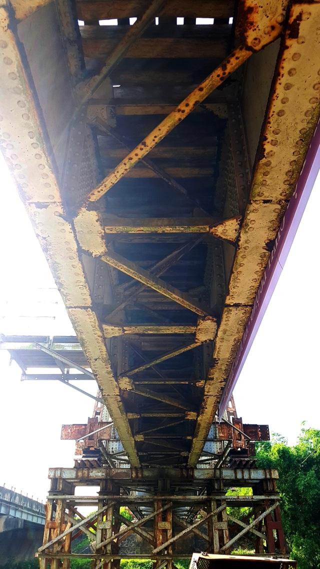 Sửa chữa, nâng cấp 15 cầu đường sắt yếu tại Quảng Trị, Quảng Bình - 7
