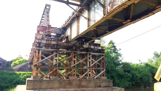 Sửa chữa, nâng cấp 15 cầu đường sắt yếu tại Quảng Trị, Quảng Bình - 1