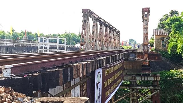 Sửa chữa, nâng cấp 15 cầu đường sắt yếu tại Quảng Trị, Quảng Bình - 5