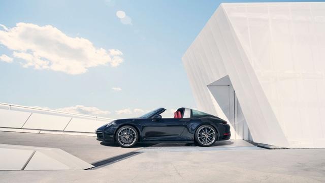 Porsche chính thức giới thiệu 911 Targa - 12