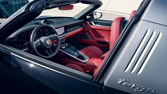 Porsche chính thức giới thiệu 911 Targa - 7