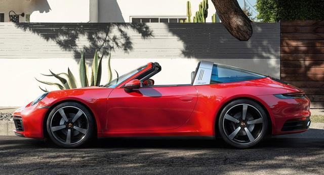 Porsche chính thức giới thiệu 911 Targa - 8
