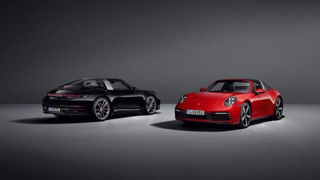 Porsche chính thức giới thiệu 911 Targa - 1