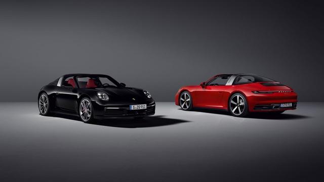 Porsche chính thức giới thiệu 911 Targa - 3