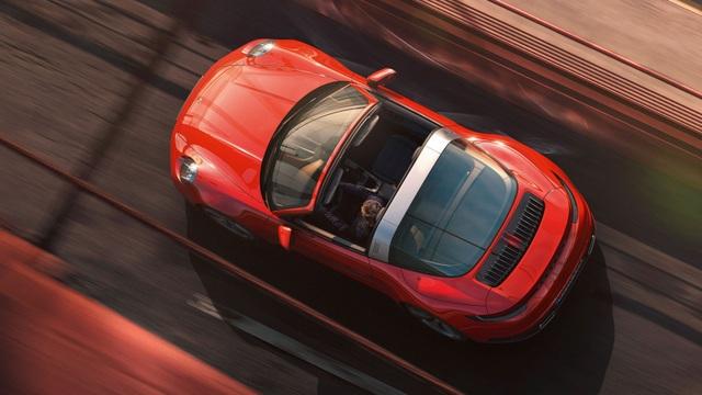 Porsche chính thức giới thiệu 911 Targa - 2