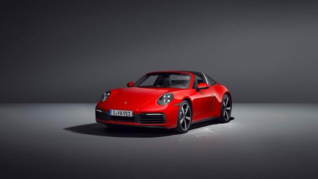 Porsche chính thức giới thiệu 911 Targa - 4