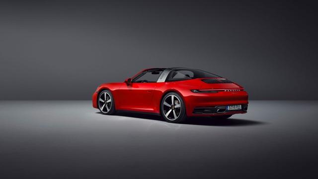 Porsche chính thức giới thiệu 911 Targa - 6